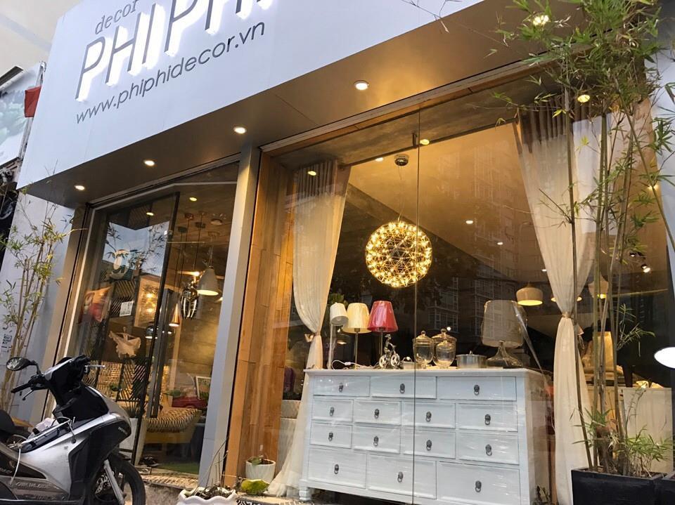VĂN PHÒNG PHIPHIDECOR Q2 2016 - 2017 - 2020 - now
