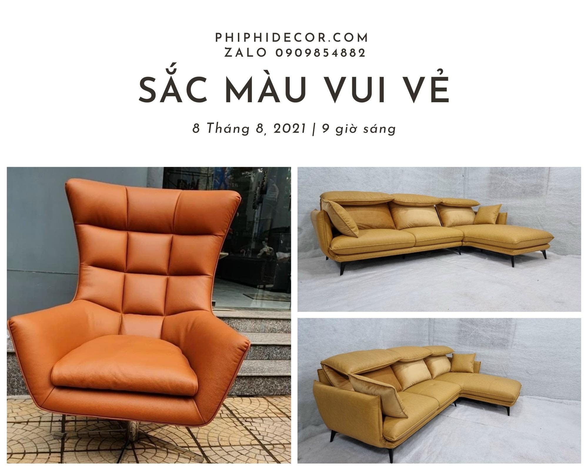 NỘI THẤT RỜI TAILOR MADE