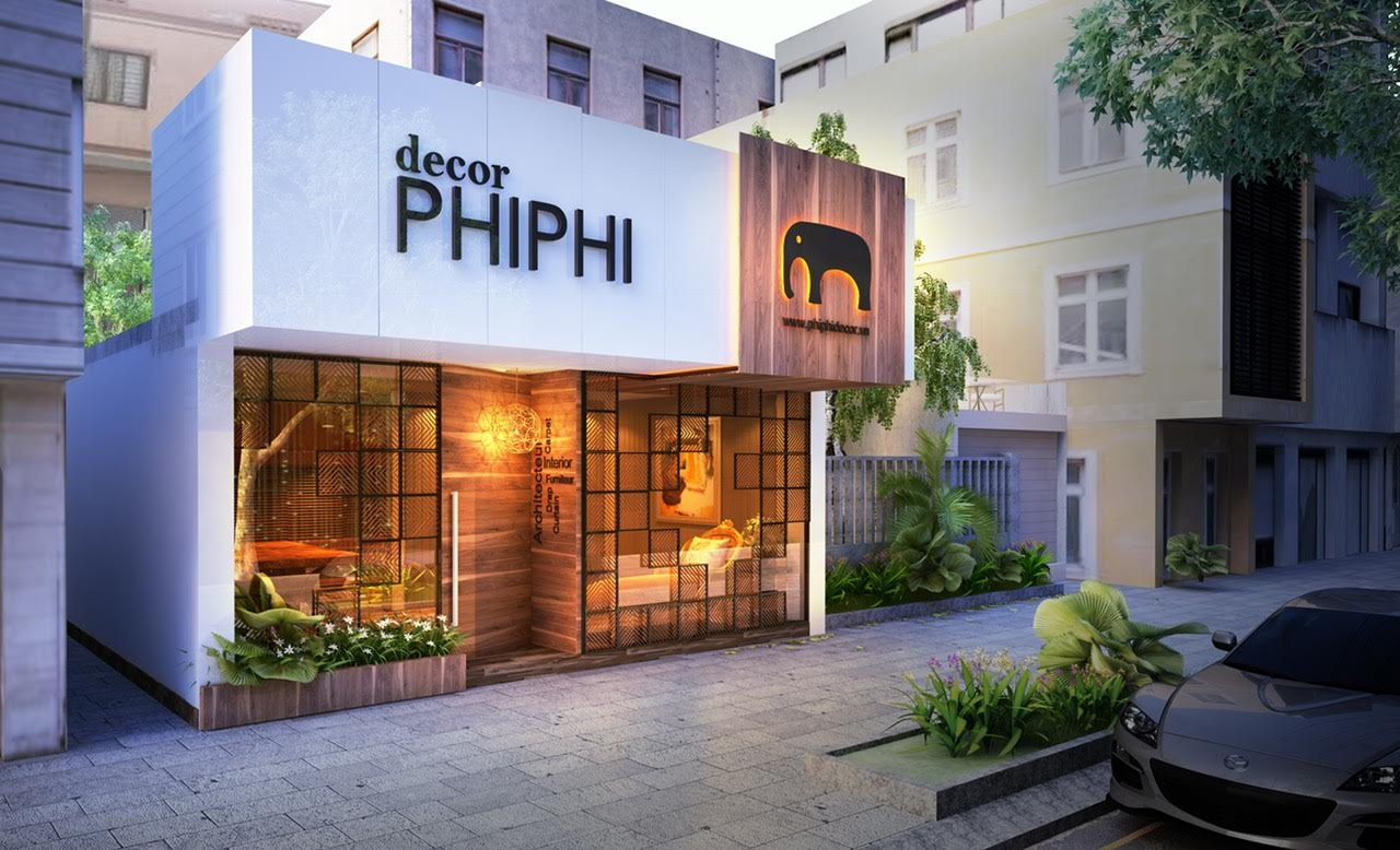 PHIPHIDECOR office Q2 2016 - now